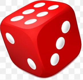 Dice - Dice Mahjong Game Random Number Generation Gambling PNG