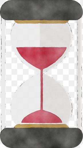 Glass Measuring Instrument - Hourglass Measuring Instrument Glass PNG