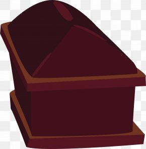 Brown Wooden Coffin - The Interpretation Of Dreams By The Duke Of Zhou Coffin Computer File PNG