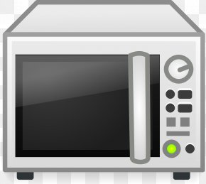 White Microwave Oven - Microwave Oven Clip Art PNG
