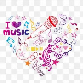 Musical Symbol T-shirt - Symbol Musical Note PNG