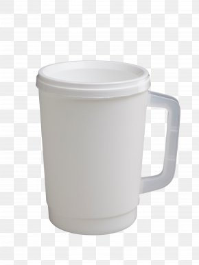 Mug - Mug Lid Coffee Cup Plastic Tableware PNG