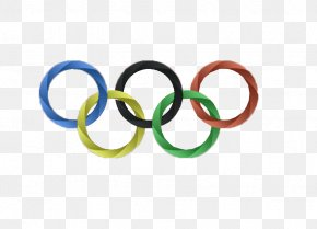 Olympic Rings - 2018 Winter Olympics 2016 Summer Olympics 2012 Summer Olympics Pyeongchang County 2018 Summer Youth Olympics PNG