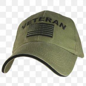 United States - United States Baseball Cap Veteran Military PNG