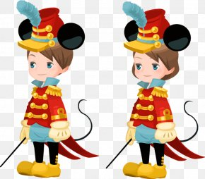Mickey Mouse - Kingdom Hearts χ Mickey Mouse KINGDOM HEARTS Union χ[Cross] Donald Duck Minnie Mouse PNG