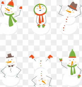 Inverted Christmas Snowman - Christmas Tree Snowman Clip Art PNG