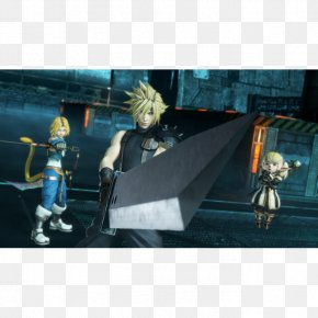 Dissidia Final Fantasy Nt - Dissidia Final Fantasy NT Arcade Game Video Game Locke Cole Square Enix PNG