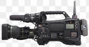 Video Camera - Video Cameras Panasonic Professional Video Camera P2 PNG