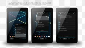 Smartphone - Smartphone Samsung Galaxy Note 10.1 Samsung Galaxy Tab 7.7 Paranoid Android PNG