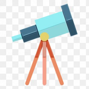 Optical Instrument Easel - Turquoise Camera Accessory Tripod Cameras & Optics Easel PNG