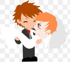 Wedding People - Wedding Illustration PNG