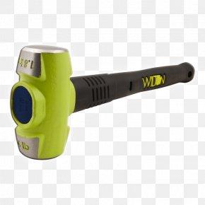 Hammer - Sledgehammer Hand Tool Ball-peen Hammer PNG