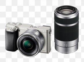 Camera - Mirrorless Interchangeable-lens Camera 索尼 APS-C Active Pixel Sensor PNG