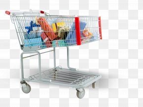 Shopping Cart - Shopping Cart Supermarket Sales PNG