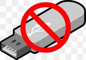 Flash Drive - USB Flash Drives Computer Data Storage Flash Memory PNG
