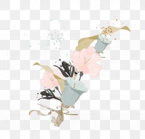 Watercolor Flower - Art Watercolor Painting Drawing PNG
