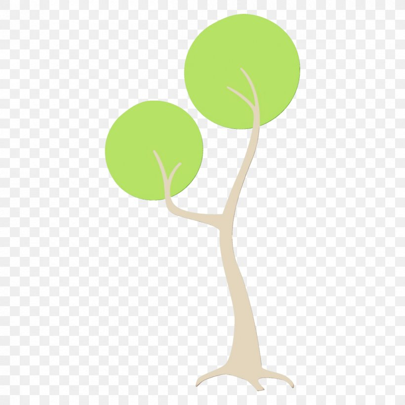 Green Leaf Tree Plant Plant Stem, PNG, 1200x1200px, Watercolor, Green, Leaf, Logo, Paint Download Free