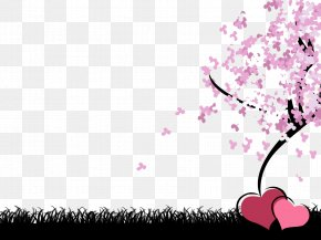 Cherry Cartoon Border - Valentines Day Gift Love Friendship Happiness PNG