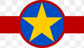 Forcess - Belgian Congo Air Force Of The Democratic Republic Of The Congo Roundel PNG