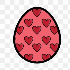 Instagram Clip Art - Drawing Easter Egg Clip Art PNG
