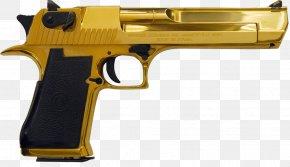Desert Eagle - IMI Desert Eagle .50 Action Express Pistol Magnum Research Firearm PNG