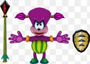 N64 Cartoon - Crash Bandicoot: The Wrath Of Cortex PlayStation 2 Crash Bandicoot N. Sane Trilogy Aku Aku Video Games PNG
