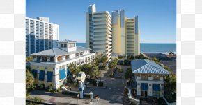 Beach Resort - Sea Crest Oceanfront Resort Hotel Best Beach PNG