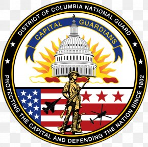Army Emblem - Washington, D.C. District Of Columbia National Guard National Guard Of The United States District Of Columbia Air National Guard PNG