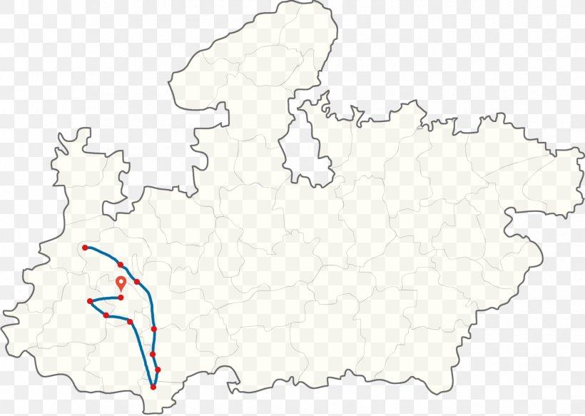 Indore Alirajpur Map Tropic Of Cancer Northern Hemisphere ...