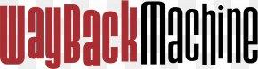 WAY - Internet Archive Wayback Machine Web Page PNG