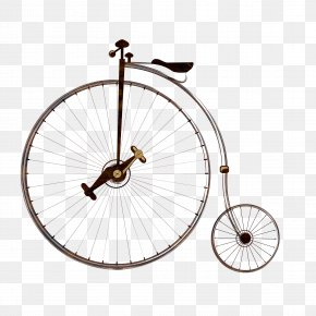 Bicycle - Bicycle Wheel Paper PNG
