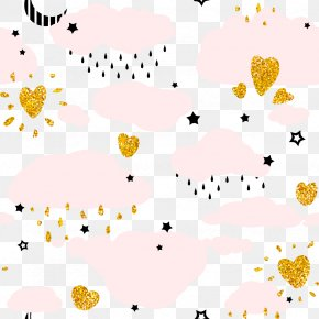 Vector Pink Cloud - Cloud Pattern PNG