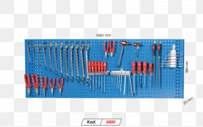 Hanging Board - Hook Tool Plastic Box Industry PNG