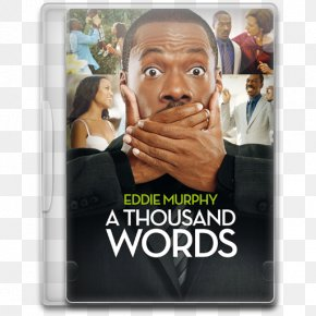 A Thousand Words - Poster Film PNG