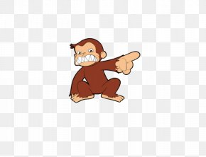 Evil Monkey Cliparts - Curious George The Evil Monkey Popeye Drawing Clip Art PNG