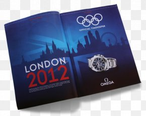 Olympic Project - 2012 Summer Olympics Brand London Font PNG
