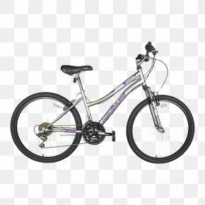 Ladies Bike - Mountain Bike Bicycle Cycling Wheel Shimano PNG