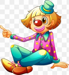 Clown - Joker Clown Clip Art PNG