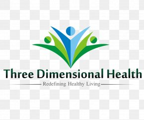 Three-dimensional Logo Design - Logo Green Brand Font PNG
