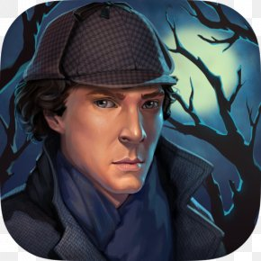 Android - Sherlock Holmes Adventure Free Android Sherlock Holmes HD Free Sherlock Holmes Adventure HD White Night PNG
