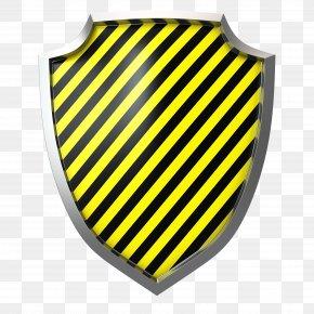 Warning Shield - Shield Logo PNG