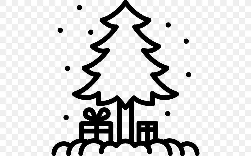 Christmas Tree Praline, PNG, 512x512px, Christmas, Area, Black, Black And White, Christmas Tree Download Free