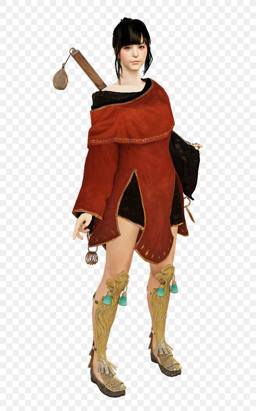 Black Desert Online Costume Role Playing Game Redfox Games Png 720x1316px Black Desert Online Clothing Costume