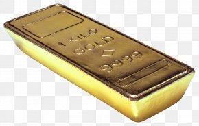 Gold Bar Image - Gold Bar Gold As An Investment Clip Art PNG