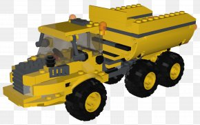 Dump Truck - Motor Vehicle Toy Heavy Machinery PNG