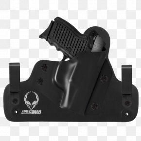 Alien Gear Holsters - Springfield Armory Alien Gear Holsters Gun Holsters Firearm Kydex PNG