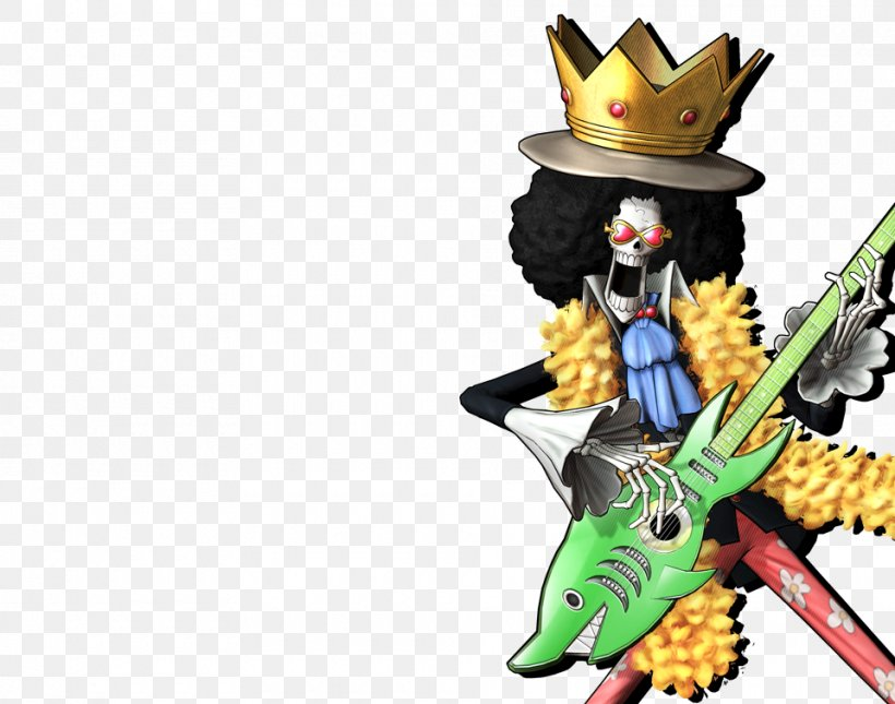 Brook One Piece: Pirate Warriors 3 Monkey D. Luffy Usopp, PNG, 960x756px, Brook, Action Figure, Fan Art, Fictional Character, Figurine Download Free