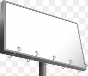 Outdoor Billboard - Billboard Advertising PNG