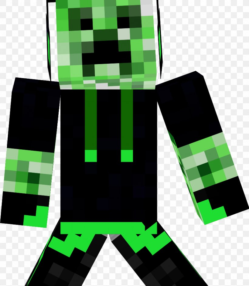 Minecraft Creeper Theme Skin Character Png 854x982px Minecraft Character Creeper Fictional Character Green Download Free