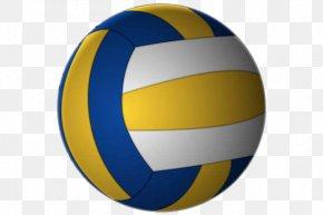 Volleyball - Beach Volleyball Wallyball Sport PNG